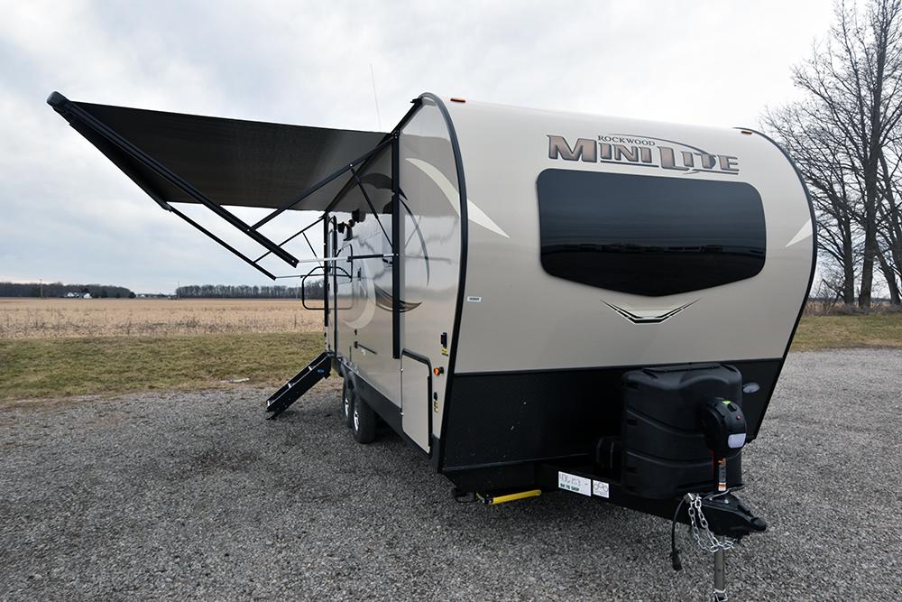 New 2020 Rockwood Mini Lite 2205S Travel Trailer - RV ...